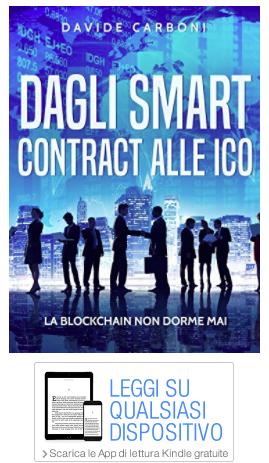 Dagli Smart Contract alleICO