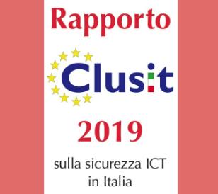 Rapporto Clusit 2019
