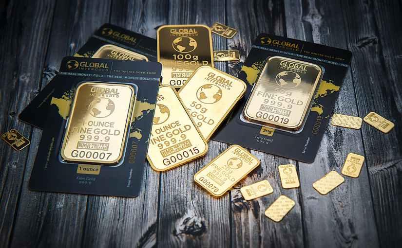 Oro in blockchain